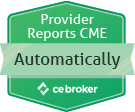 Badge: Provider Reports to CE Broker